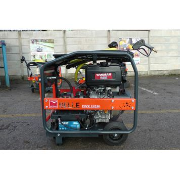 Altrad Belle Altrad Belle P152501DRS PWX 15/250D Yanmar Diesel Engined Pressure Washer with Hose Reel
