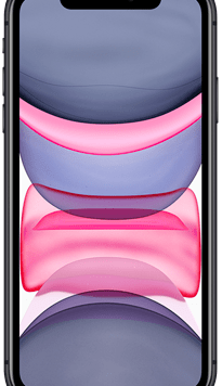 Apple iPhone 11 (128GB Black Used Grade A) at £29.00 on Red (24 Month(s) contract) with UNLIMITED mins; UNLIMITED texts; 6000MB of 5G data. £46.00 a month.