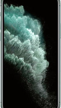 Apple iPhone 11 Pro (64GB Midnight Green Used Grade A) at £49.00 on Red with Entertainment (24 Month(s) contract) with UNLIMITED mins; UNLIMITED texts; 24000MB of 5G data. £66.00 a month.