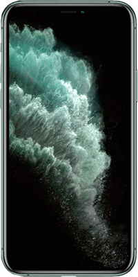Apple iPhone 11 Pro (64GB Midnight Green) at £49.00 on Red (24 Month(s) contract) with UNLIMITED mins; UNLIMITED texts; 24000MB of 5G data. £67.00 a month.