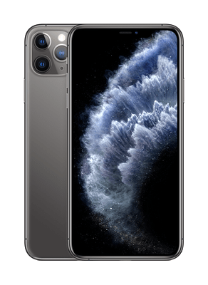 Apple iPhone 11 Pro Max (64GB Space Grey) at £29.00 on Unlimited Max (24 Month(s) contract) with UNLIMITED mins; UNLIMITED texts; UNLIMITEDMB of 5G data. £77.00 a month.
