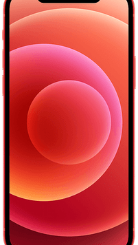 Apple iPhone 12 5G (128GB Red) at £99.00 on Red (24 Month(s) contract) with UNLIMITED mins; UNLIMITED texts; 2000MB of 4G data. £54.00 a month.