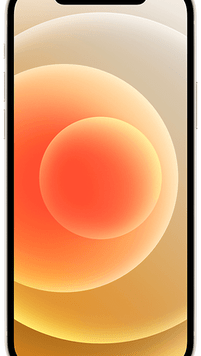Apple iPhone 12 5G (128GB White) at £79.00 on Red (24 Month(s) contract) with UNLIMITED mins; UNLIMITED texts; 6000MB of 5G data. £58.00 a month.