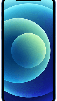 Apple iPhone 12 5G (64GB Blue) at £29.00 on Unlimited (24 Month(s) contract) with UNLIMITED mins; UNLIMITED texts; UNLIMITEDMB of 5G data. £66.00 a month.