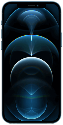 Apple iPhone 12 Pro 5G (128GB Pacific Blue) at £29.00 on Unlimited (24 Month(s) contract) with UNLIMITED mins; UNLIMITED texts; UNLIMITEDMB of 5G data. £73.00 a month.