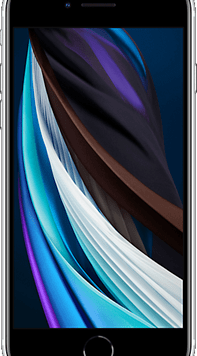 Apple iPhone SE (2020) (64GB White Used Grade A) at £29.00 on Red (24 Month(s) contract) with UNLIMITED mins; UNLIMITED texts; 6000MB of 5G data. £30.00 a month.