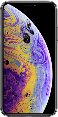 Apple iPhone XS (256GB Silver Used Grade A) at £29.00 on Unlimited Max (24 Month(s) contract) with UNLIMITED mins; UNLIMITED texts; UNLIMITEDMB of 5G data. £77.00 a month.