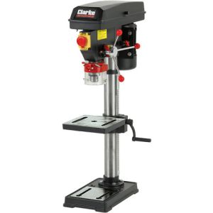 Back In Stock Clarke CDP152B 12 Speed Bench Mounted Drill Press (230V)