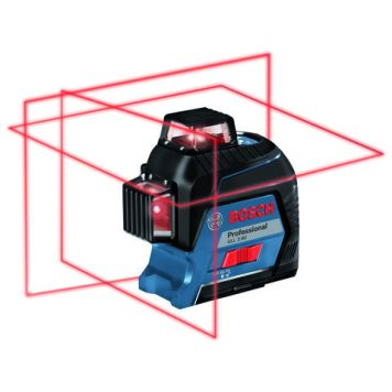 Bosch Bosch GLL 3-80 Professional 3 Line Laser with Carry Case