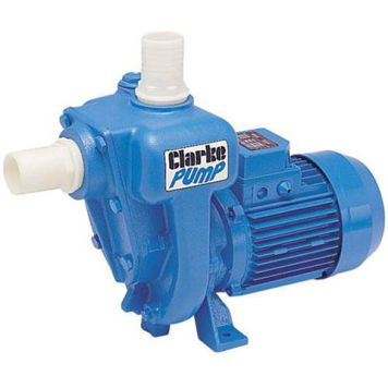 Clarke Clarke CPE20A3 Ind. Self Priming Water Pump