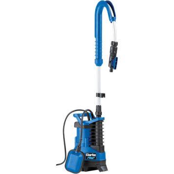 """Clarke Clarke CWBP300 ¾"""" 400W 36Lpm 11m Head Water Butt Pump (230V)"""