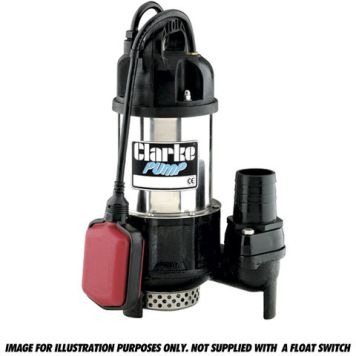 "Clarke Clarke HSE360 2"" 960W 360Lpm 12m Head Submersible Water Pump (230V)"
