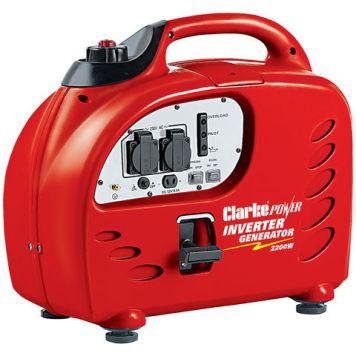 Clarke Clarke IG2200A 2.2kW Inverter Generator