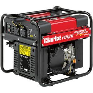 Clarke Clarke IG3500AF 3.4kW Open Frame Inverter Generator