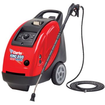 Clarke Clarke KING 200 Professional Hot Pressure Washer