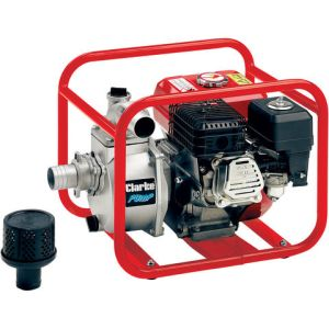 "Clarke Clarke PW50A 2"" Petrol Powered Water Pump"