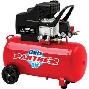 Clarke Clarke Panther 9/50 9.3cfm 50Litre 2.5HP Air Compressor (230V)