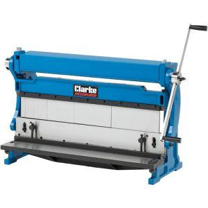 Clarke Clarke SBR760 3 in 1 Sheet Metal Machine (760mm)