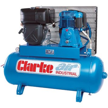 Clarke Clarke SD26K150 25cfm 150Litre 8.4HP Diesel Stationary Air Compressor