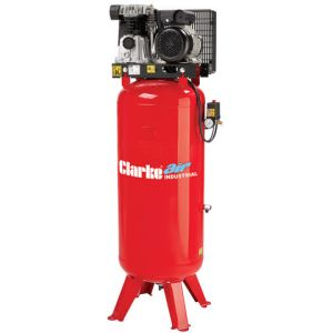 Clarke Clarke VE15C150 14cfm 150Litre 3HP Industrial Vertical Air Compressor (230V)