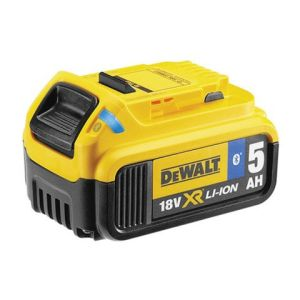DeWalt DeWalt DCB184B 18V 5.0Ah Li-Ion Bluetooth Battery Pack