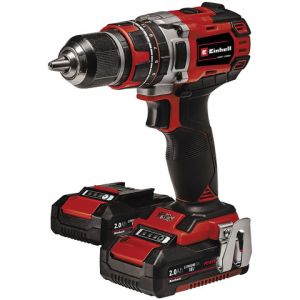Einhell Power X-Change Einhell TE-CD18/50 LI BL Brushless Combi with 2 x 2.0AH Batteries