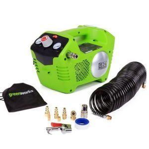 Greenworks Greenworks GWG24AC 24V Air Compressor (Bare Unit)