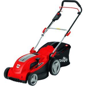 Grizzly Grizzly ARM4038 Cordless 38cm Lawn Mower with Battery & Charger (40V)