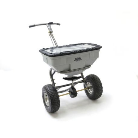 Handy The Handy 56.8kg/125lbs Push Broadcast Spreader