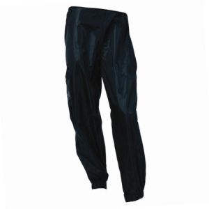 Machine Mart Xtra Oxford Rain Seal Black All Weather Over Trousers (S)