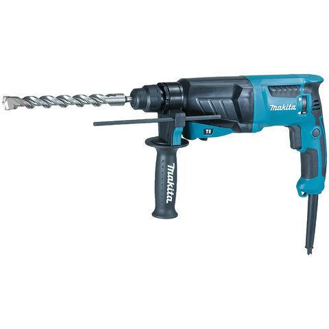 Makita Makita HR2630 SDS+ Rotary Hammer Drill (230V)