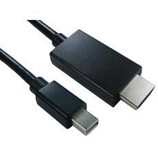Mini DisplayPort To HDMI Cable 1m