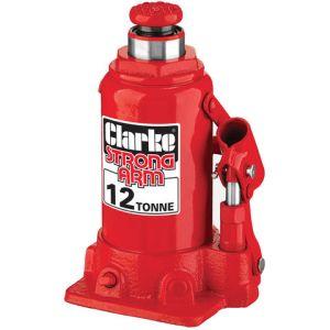 New Clarke CBJ12B 12 Tonne Bottle Jack