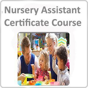 Nursery Assistant Certificate Course