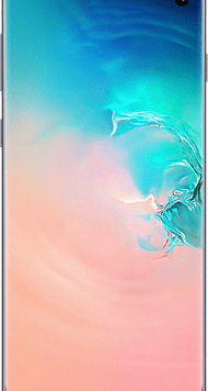 Samsung Galaxy S10 (128GB Prism White) at £29.00 on Red with Entertainment (24 Month(s) contract) with UNLIMITED mins; UNLIMITED texts; 24000MB of 5G data. £62.00 a month.