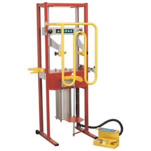 Sealey Sealey RE300 Air Operated 1000kg Coil Spring Compressor