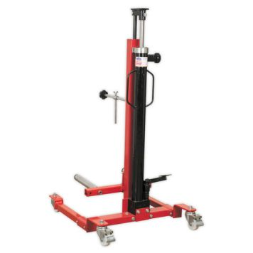 Sealey Sealey WD80 Wheel Removal/Lifter Trolley 80kg Quick Lift