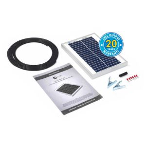 Solar Technology International PV Logic 5Wp Solar Panel Kit