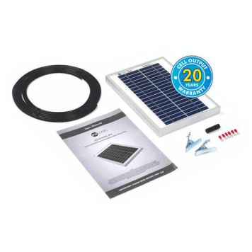 Solar Technology International PV Logic 5Wp Solar Panel Kit