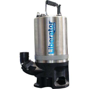 TT Pumps TT Pumps PHLIBV750 Liberator Vortex Submersible Drainage Pump (400V)