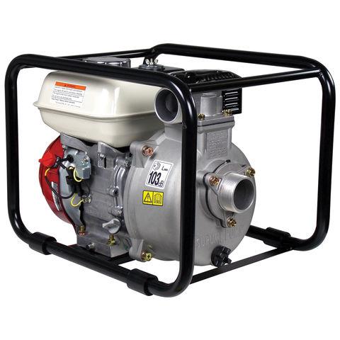 "Tsurumi Tsurumi TE2-100HA 4"" Petrol Powered Water Pump"