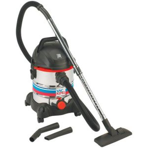 Vac King Vac King CVAC20SS Wet & Dry Vacuum Cleaner (230V)