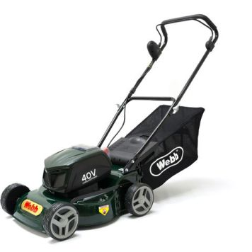 Webb Webb R16LIHP 40V Cordless Rotary Mower with 4Ah Battery