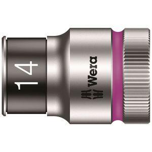 Wera 8790 HMC HF Zyklop Bolt Holding Socket 1/2in Drive x 13mm Hex