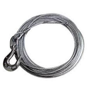 Lifting & Crane Lifting & Crane SSHW16C 15m Stainless Steel Cable for 725kg Hand Winch