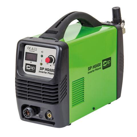 SIP SIP HG500 Inverter/Plasma Cutter (230V)