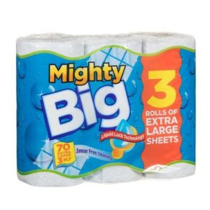 3 Pack Mighty Big Jumbo Kitchen Towel