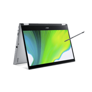Acer Spin 3 Pro Convertible Laptop | SP314-54N | Silver