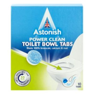 Astonish Toilet Bowl Cleaner 10 Tablets
