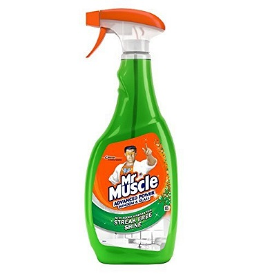Mr Muscle Power Glass Cleaner 750ml